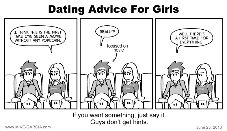 Dating advice for girls
